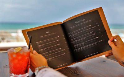 Nueva Carta La Fusión Restaurante