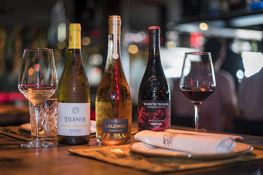 Nuevo vino blanco, vino tinto y vino rosado en Torrevieja