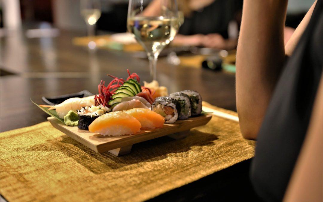 Maridaje Sushi Torrevieja