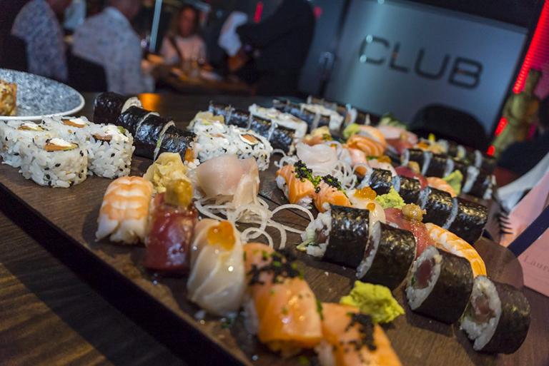 Tabla Moriwase Domingos de Sushi