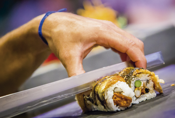 Sushi para principiantes – Conócelos