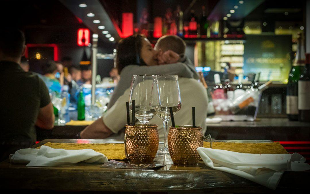 Cena de San Valentín en La Fusión Restaurante, Torrevieja